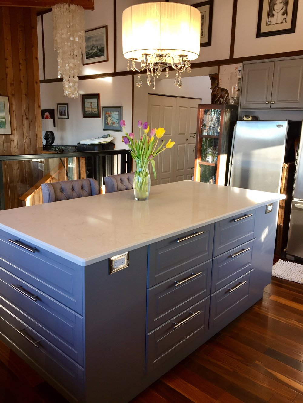 Stony Plain Kitchen Renovation
