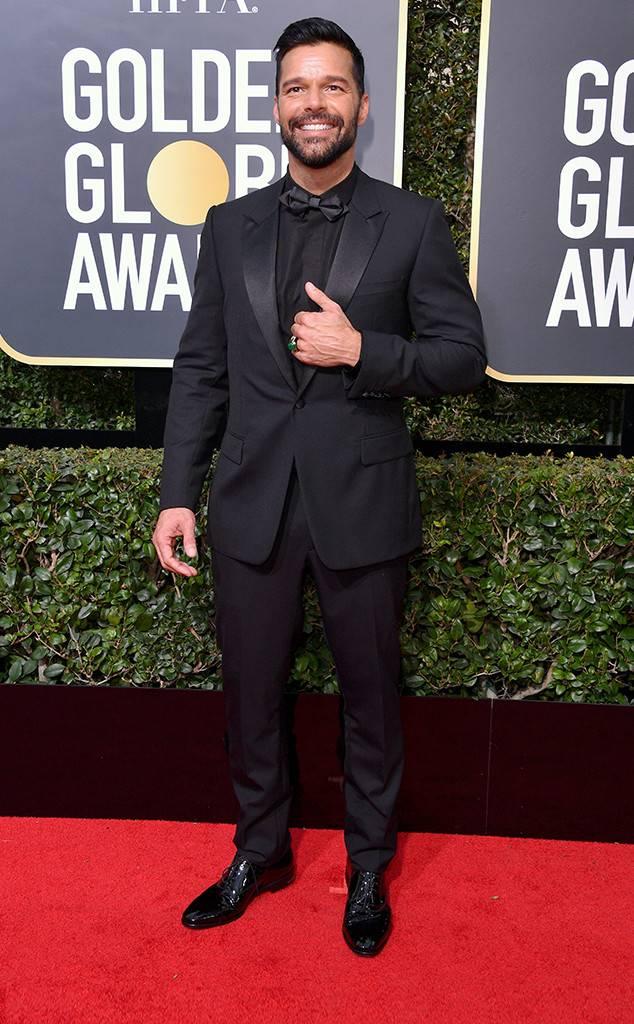 Ricky Martin - Armani
