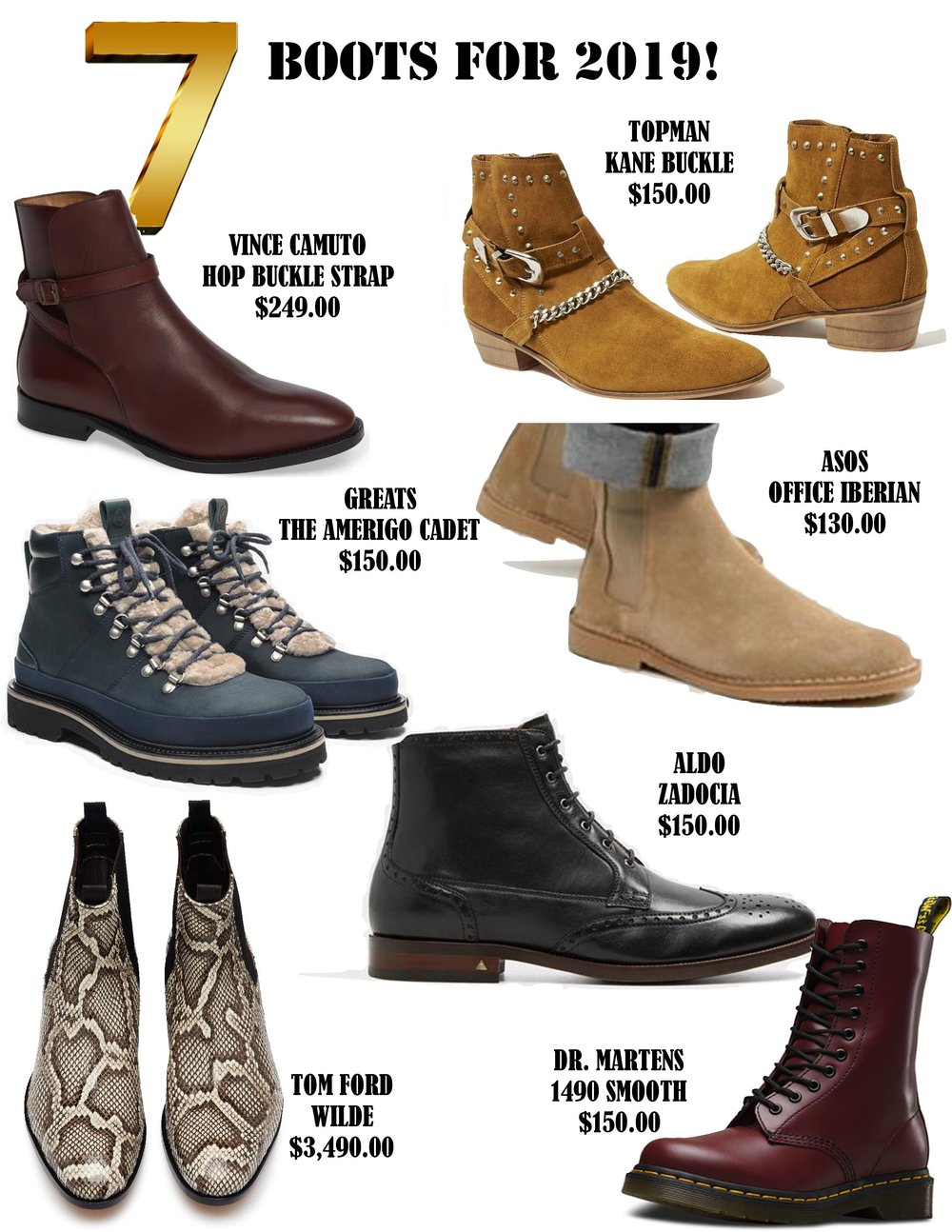 7 boots to kick off the new year dean hall style