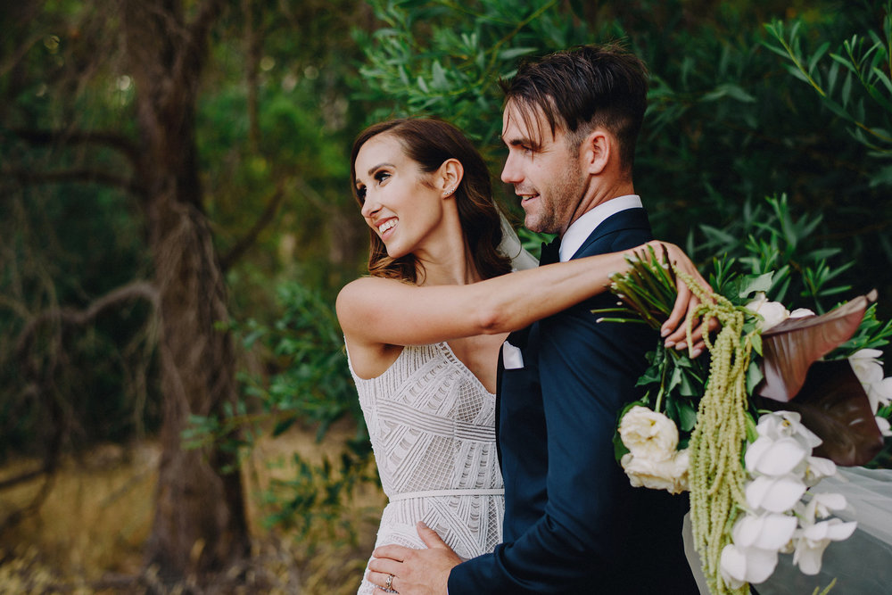 Natalie & Matt // Photo: Zane Tavanzyl