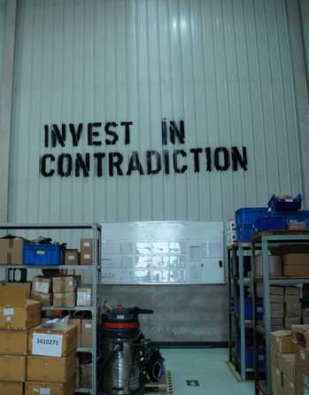 Invest in Contradiction by Ma Yongfeng