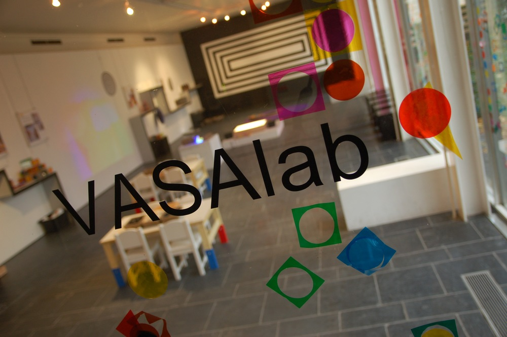 VASAlab in Partnership with Museum Ixelles 2013