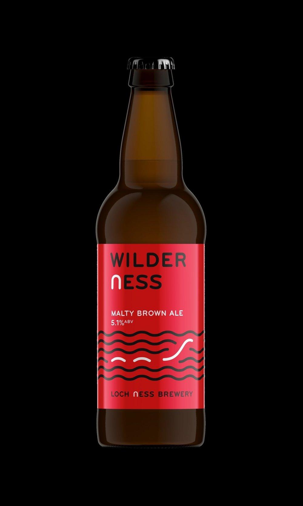 Loch Ness Brewery_WilderNess_500ml Bottle _DARK_BGRD.jpg