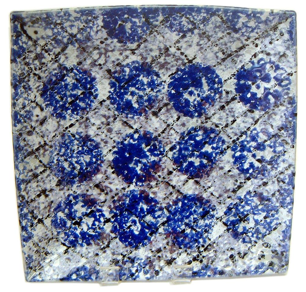 Blue Pompom