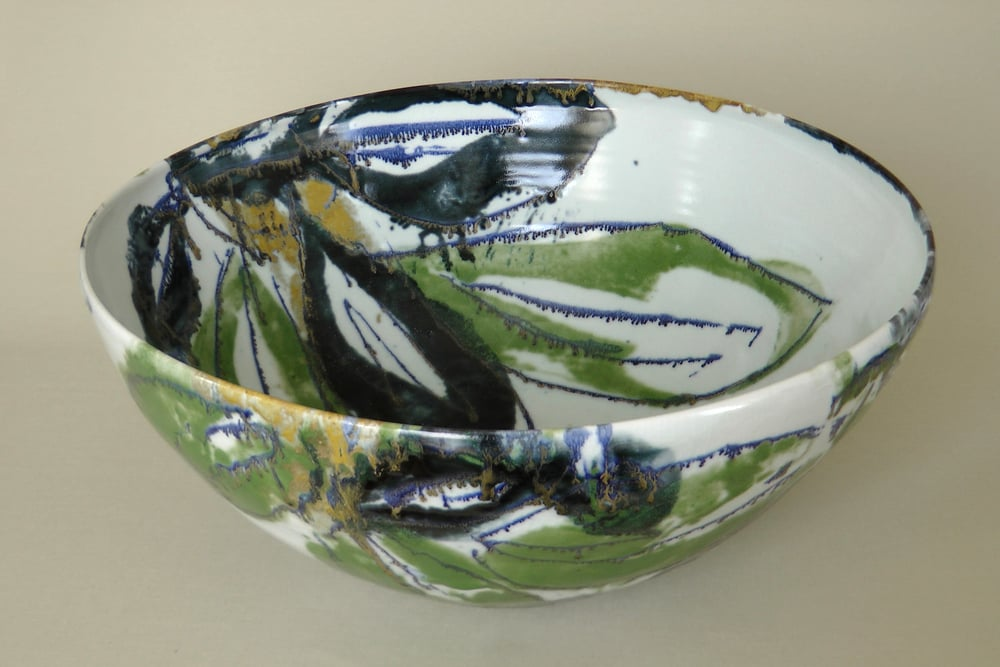 Green Leaf Bowl, 2012.