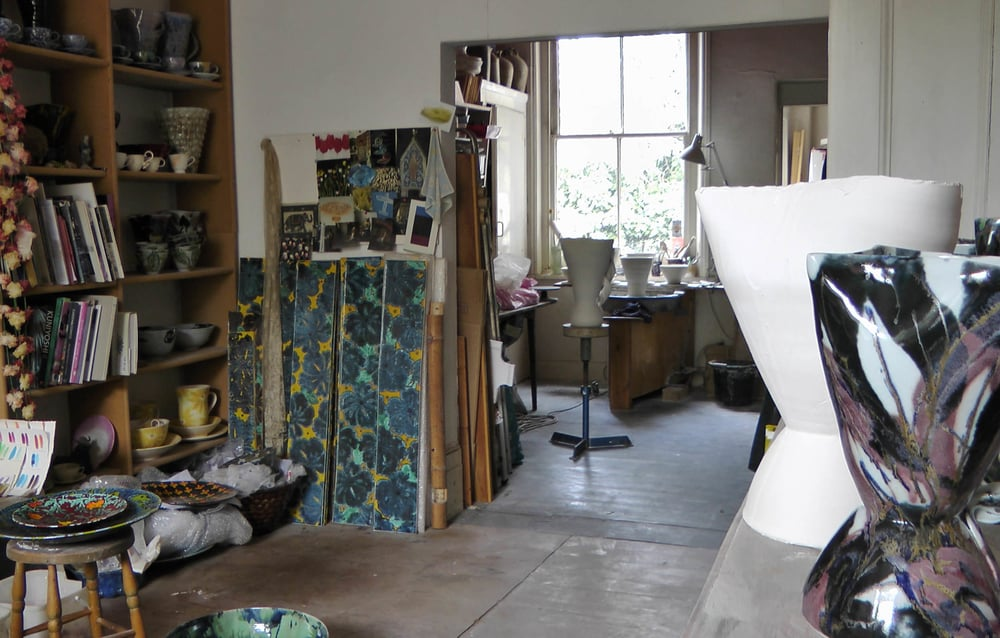 East Dulwich Studio 2012