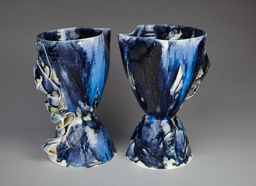 Blue Vessel Series 2016