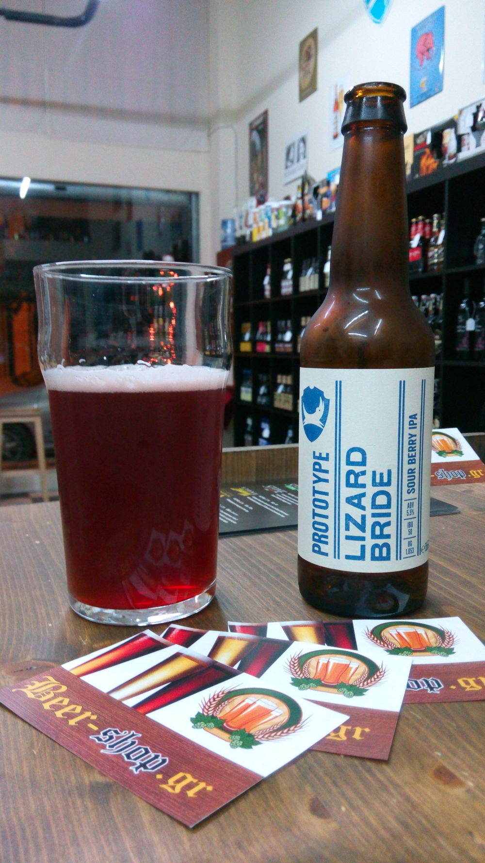 Brewdog Lizard Bride 5,5% ABV