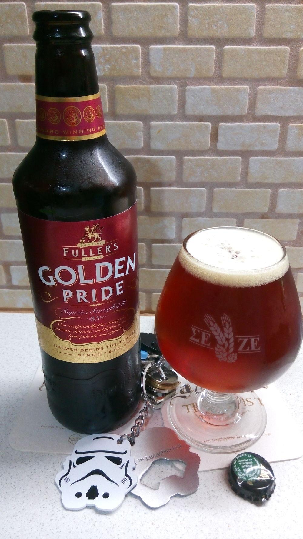 Fuller's Golden Pride 8,5% ABV