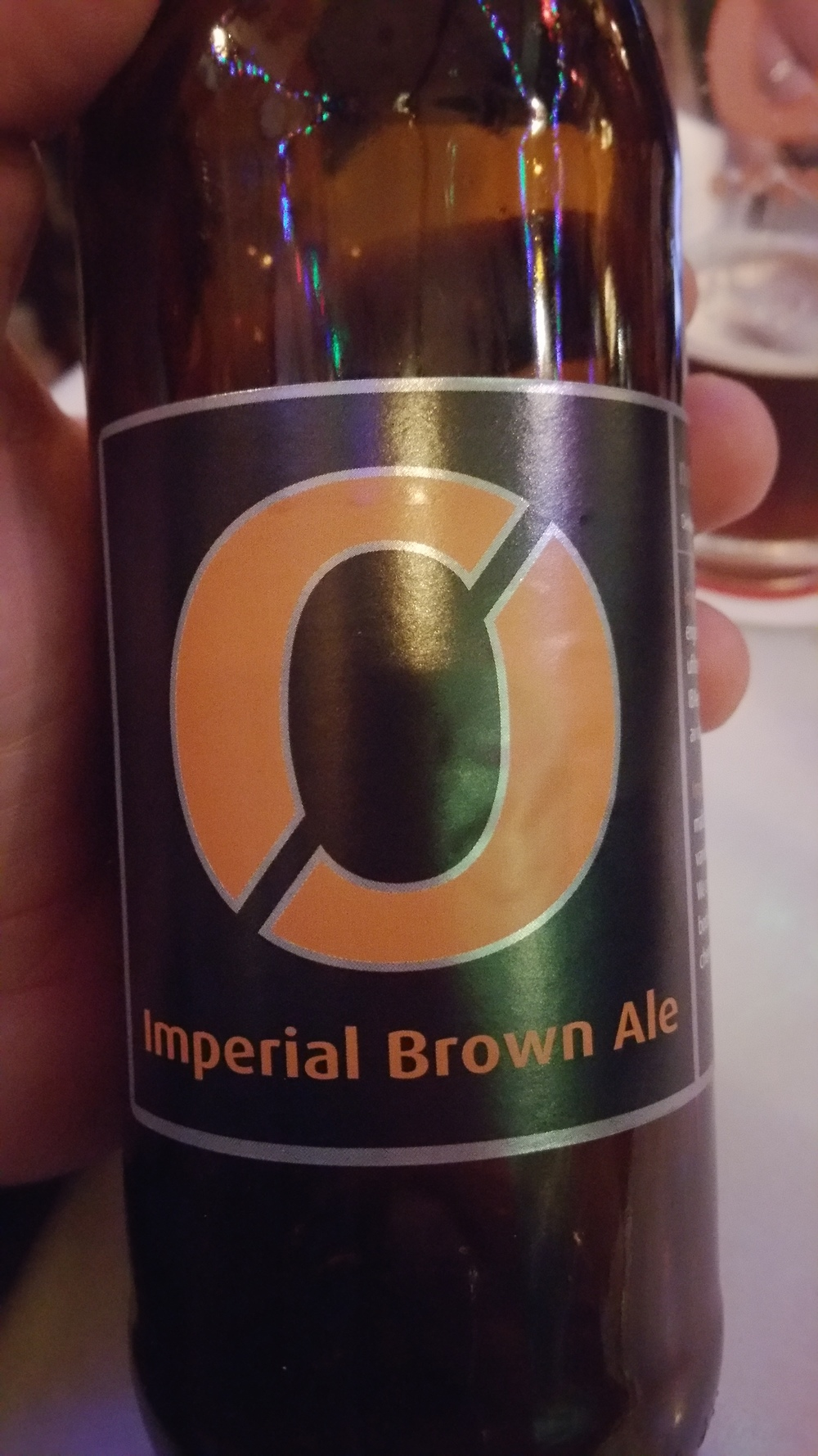 Nøgne Ø Imperial Brown Ale 7,5%ABV