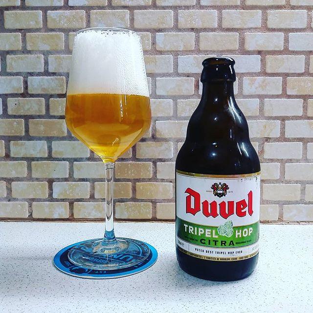 Duvel Tripel Hop Citra #meninale #cavadipatsi #dealssa #duvel