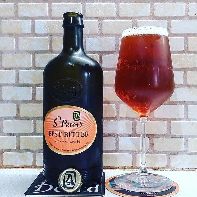 St Peter's Best Bitter 3,7% #meninale #stpeters #unibrau
