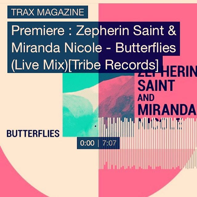 Head over to @traxmag to hear the 'live mix' premiere of my next single with the wonderful Miranda Nicole  Link in bio. @glamsoulstar #soulfulhouse #soulfulhousemusic #neosoul #SouthernSoulFestival #triberecords #deephouse