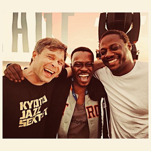 These smiling faces show the fun we had playing @southernsoulfestival  this past weekend.