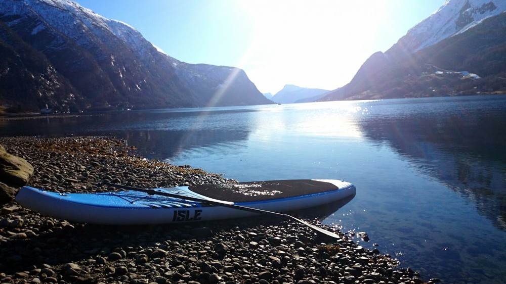 Stand Up Paddling - Skjolden Hotel