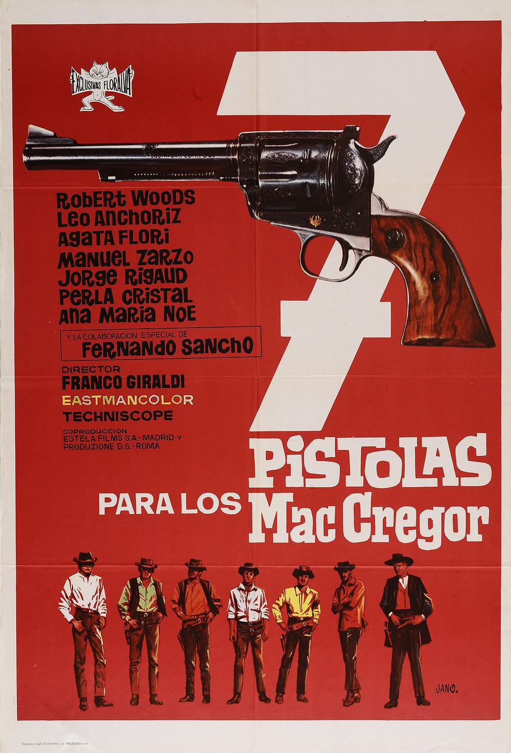 7 pistolas para los MacGregor.jpg