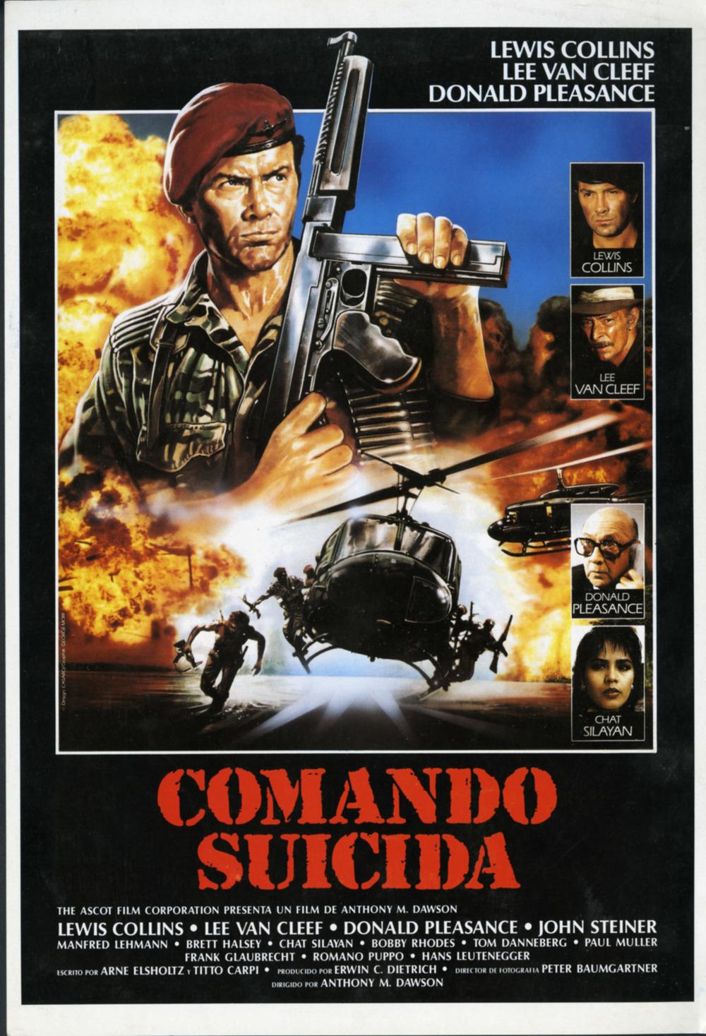 Comando suicida, Guía de prensa.jpg