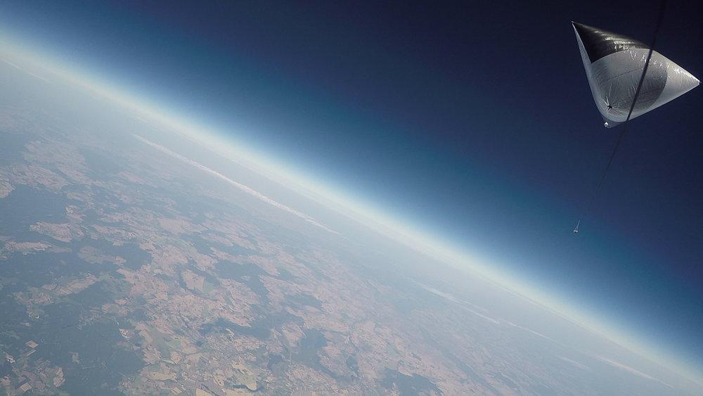 Gemini Free flight 27 Aug 2016