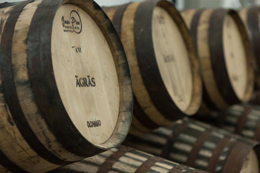 Ägräs Whisky Barrels