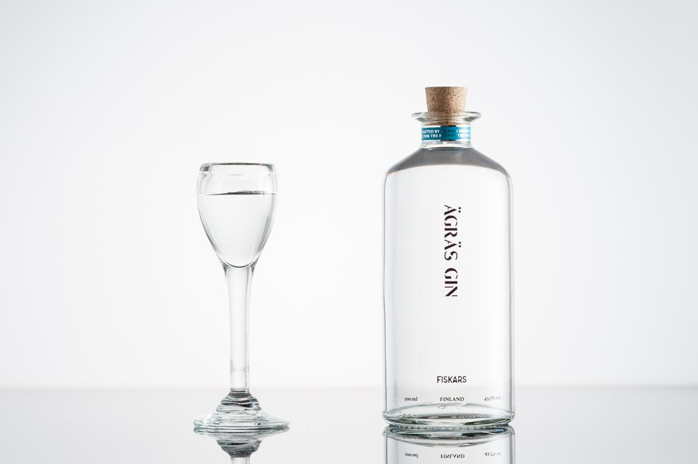 Ägräs Gin Bronze medal