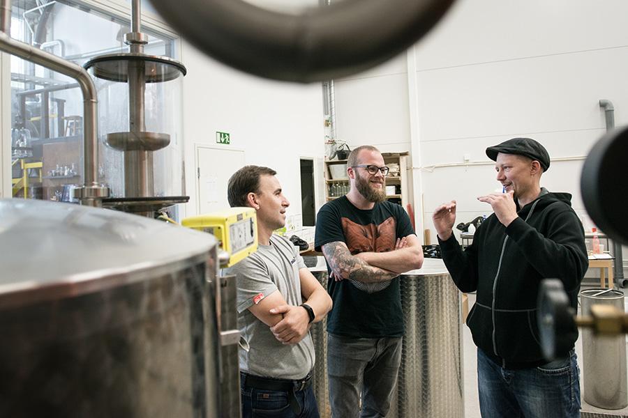 Tomi Purhonen Ägräs Distillery