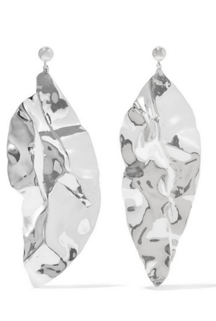 Sophie Buhai Wilke Hammered Earrings