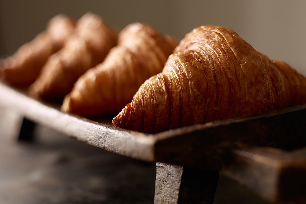 Croissants from Yeast Bakery