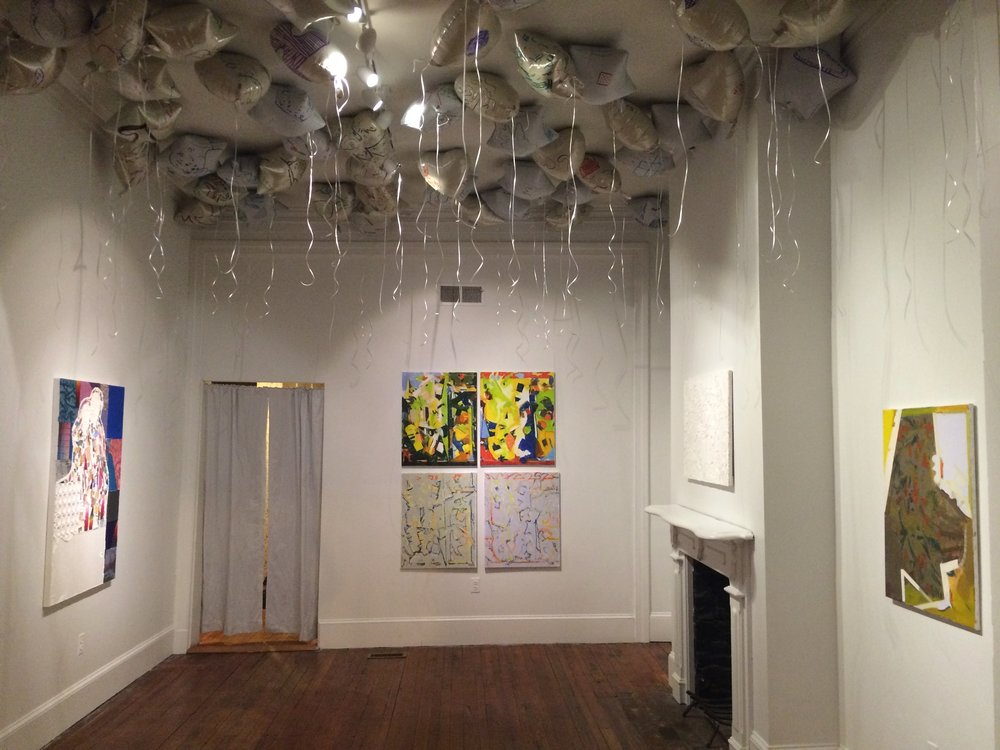 SNAFU! Sangram Majumdar and Dominic Terlizzi  Oct 17 - Nov 20, 2014 Platform Gallery, Baltimore, MD