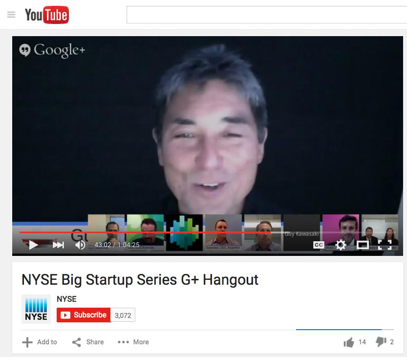 Guy Kawasaki Google Hangout.png