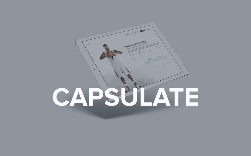 AN ELITE ATHLETE APPLICATION ux design | visual design | research