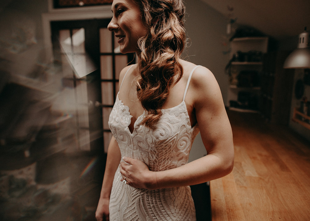 Atlanta Weddings - Monday Night Brewing Garage Wedding Day - Engagement Shoot - Georgia - Aline Marin Photography-20.jpg