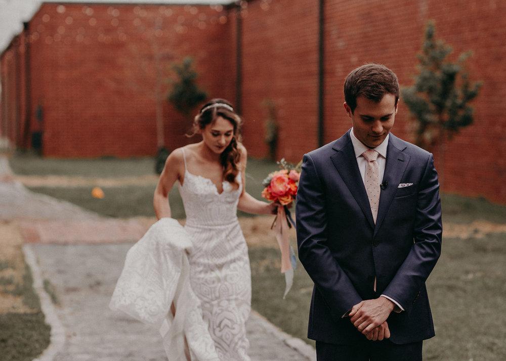 Atlanta Weddings - Monday Night Brewing Garage Wedding Day - Engagement Shoot - Georgia - Aline Marin Photography-25.jpg