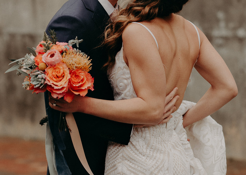 Atlanta Weddings - Monday Night Brewing Garage Wedding Day - Engagement Shoot - Georgia - Aline Marin Photography-27.jpg