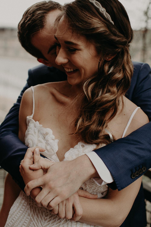 Atlanta Weddings - Monday Night Brewing Garage Wedding Day - Engagement Shoot - Georgia - Aline Marin Photography-38.JPG
