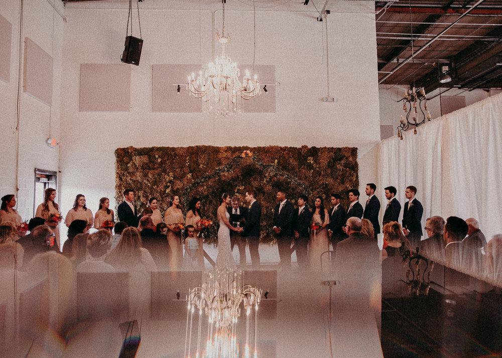 Atlanta Weddings - Monday Night Brewing Garage Wedding Day - Engagement Shoot - Georgia - Aline Marin Photography-53.jpg