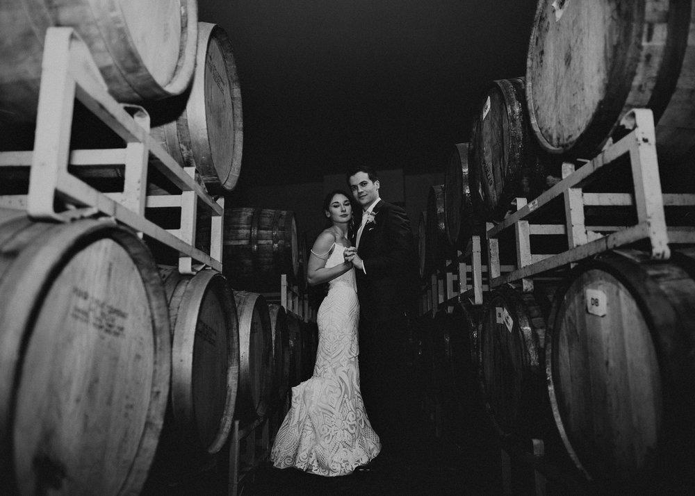 Atlanta Weddings - Monday Night Brewing Garage Wedding Day - Engagement Shoot - Georgia - Aline Marin Photography-69.jpg