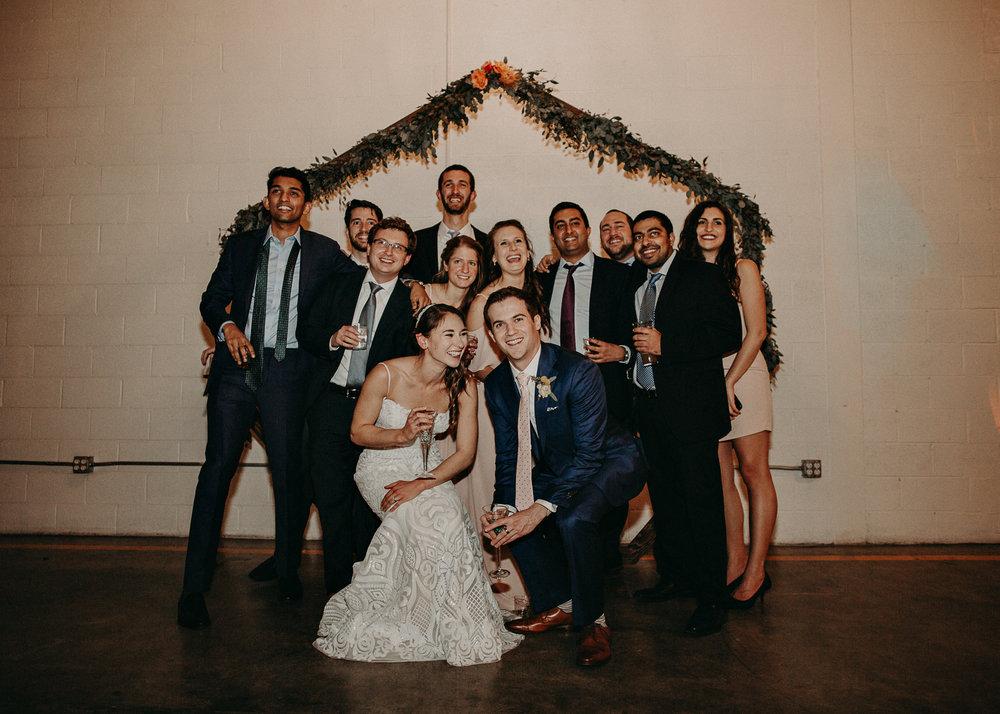 Atlanta Weddings - Monday Night Brewing Garage Wedding Day - Engagement Shoot - Georgia - Aline Marin Photography-73.jpg