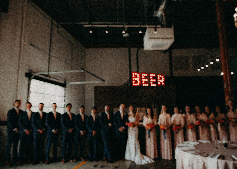 Atlanta Weddings - Monday Night Brewing Garage Wedding Day - Engagement Shoot - Georgia - Aline Marin Photography-1944.jpg