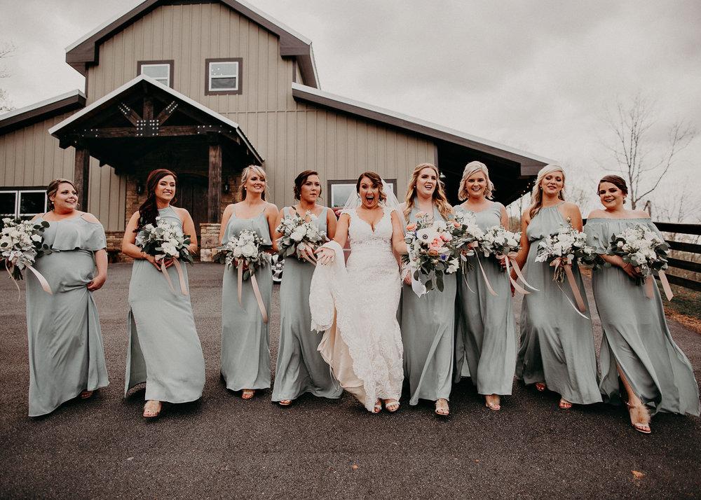 27 - Bridesmaids portraits wedding day.jpg