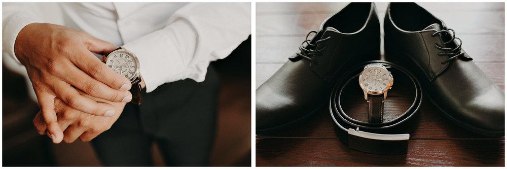 6 - Little River Farms - first look - Atlanta - Wedding Venue - Atlanta Wedding Photographer - Georgia weddings details wedding dress shoes gather .jpg