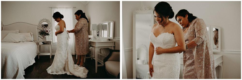 11  - Little River Farms - first look - Atlanta - Wedding Venue - Atlanta Wedding Photographer - Georgia weddings details wedding dress shoes gather groom bridal party .jpg
