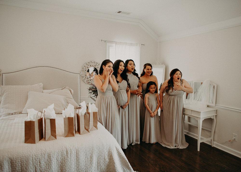 17  - Little River Farms - first look - Atlanta - Wedding Venue - Atlanta Wedding Photographer - Georgia weddings details wedding dress shoes gather groom bridal party .jpg
