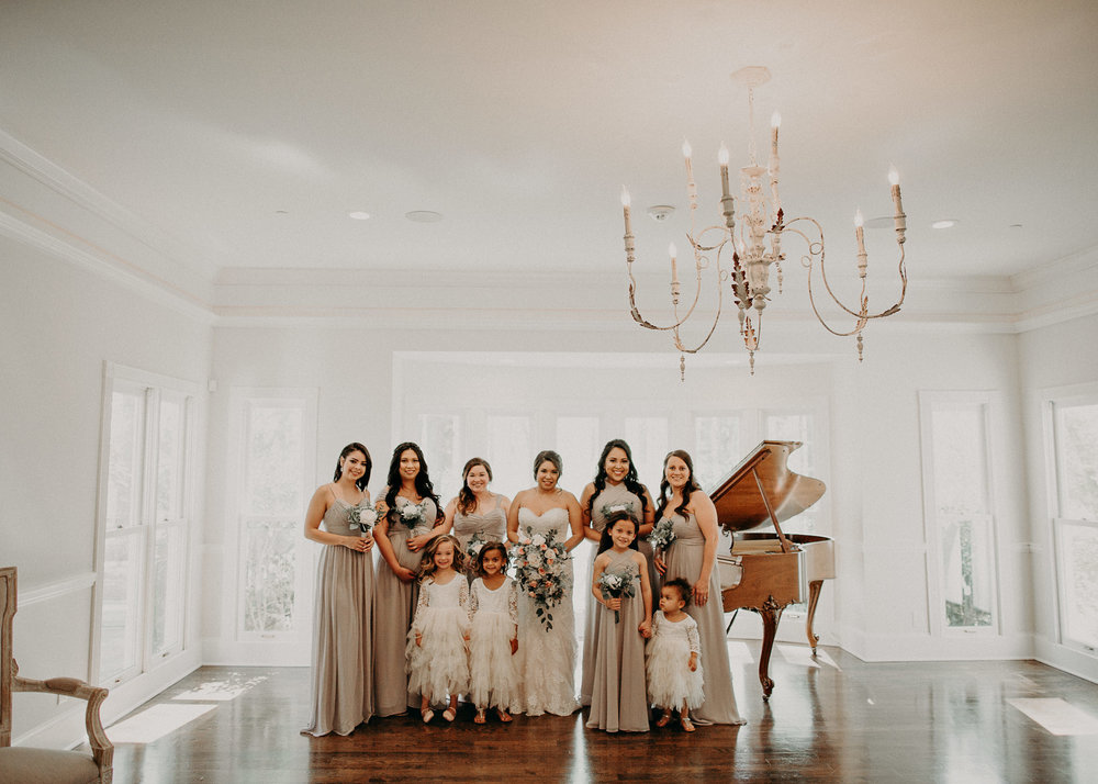 18  - Little River Farms - first look - Atlanta - Wedding Venue - Atlanta Wedding Photographer - Georgia weddings details wedding dress shoes gather groom bridal party .jpg