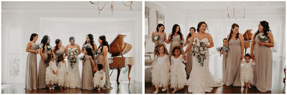 19  - Little River Farms - first look - Atlanta - Wedding Venue - Atlanta Wedding Photographer - Georgia weddings details wedding dress shoes gather groom bridal party .jpg