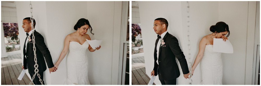 28  - Little River Farms - first look - Atlanta - Wedding Venue - Atlanta Wedding Photographer - Georgia weddings details wedding dress shoes gather groom bridal party .jpg