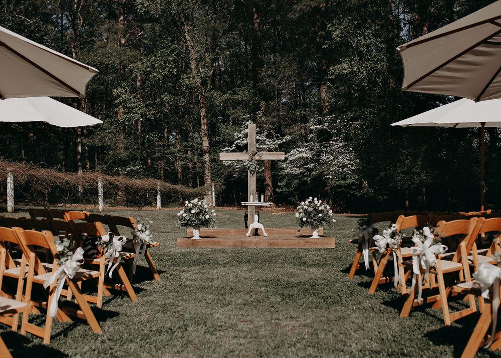 30  - Little River Farms - first look - Atlanta - Wedding Venue - Atlanta Wedding Photographer - Georgia weddings details wedding dress shoes gather groom bridal party .jpg
