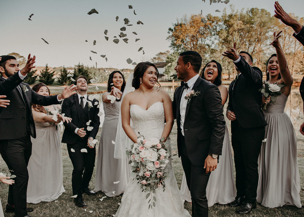 47  - Little River Farms - first look - Atlanta - Wedding Venue - Atlanta Wedding Photographer - Georgia weddings details wedding dress shoes gather groom bridal party .jpg