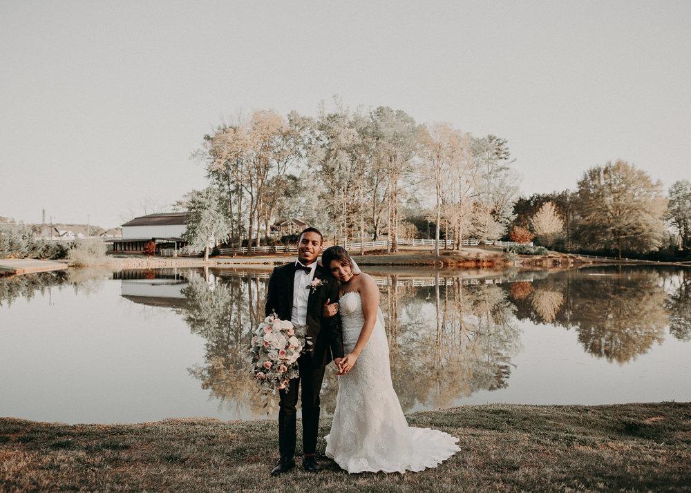 50  - Little River Farms - first look - Atlanta - Wedding Venue - Atlanta Wedding Photographer - Georgia weddings details wedding dress shoes gather groom bridal party .jpg