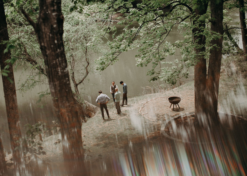 26 - Forest wedding boho enchanched fairytale wedding atlanta - ga , intimate, elopement, nature, greens, good vibes. Aline Marin Photography .jpg