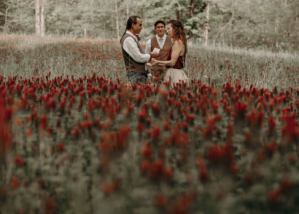 63- Forest wedding boho enchanched fairytale wedding atlanta - ga , intimate, elopement, nature, greens, good vibes. Aline Marin Photography .jpg